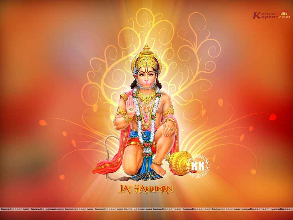 God hanuman wallpaper